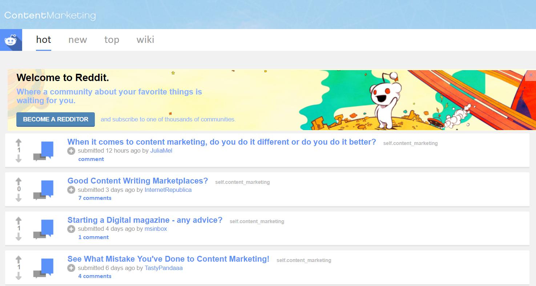 reddit-forum